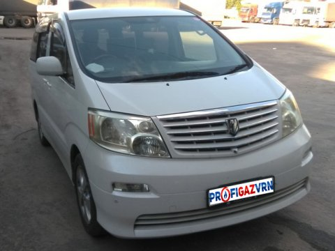 Toyota Alphard I 2.4 AT 4WD (160 л.с.)