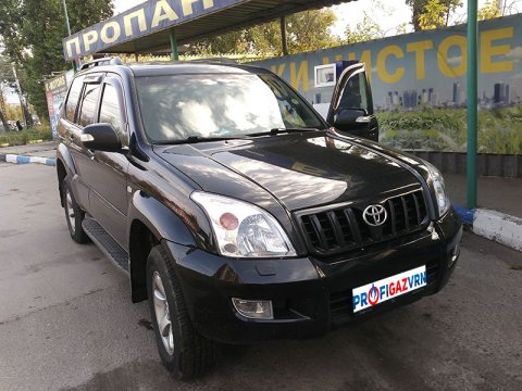 TOYOTA LAND CRUISER PRADO 120 4.0 249 HP V6